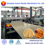Plastic PVC WPC Floor Board Production Line/Extrusion Machine