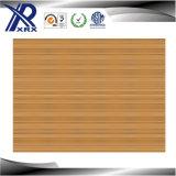 201 304 316 Titanium Golden Hairline Finish Stainless Steel Sheet