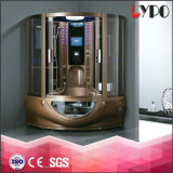 K-7030 Electric Enclosure Seat Stall Rain Hand Steam Sauna Bathroom Shower Combination Lowes Cabin