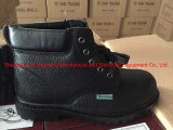 Real Leather Cheap Safety Work Shoes
