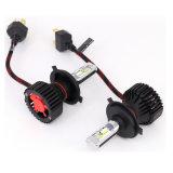 Auto Parts T8 H4 LED Headlight Kit 8000lm Auto LED Light 6500K Car LED Lamp 60W LED Light