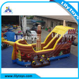 Inflatable Jumping Castle Ship Jumping Boat Bouncer Ship