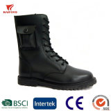 Military Tactical Leather Boot French Style Ranger Boots