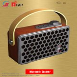 Portable Wooden Hive Outdoor Speaker (DR01)