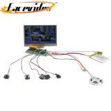China Factory Handmade 4.3 Inch LCD Video Module TFT Monitor Display Panel for Brochure Greeting Card