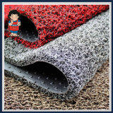 PVC Anti Slip/Non Slip/Flooring/Coil /Car/Door/Bathroom/Store/Noodle Mat Carpet Rug with Spike Backing