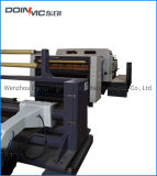 Post Press Industry Automatic Sheeting Machine Single Blade Rotary Cutting with Hole Punching Price