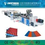 Wholesale PP PVC Wavy Corrugated Plastic Roofing Sheet Making Machine