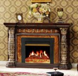 MDF Mantel Electric Fireplace Mf688