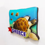 Beautiful 3D Epoxy Fridge Magnet Gifts Refrigerator Magnet Customized Cities Souvenir