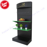 Cheap Metal Hardware Store Tool Product Display Shop Pegboard Floor Exhibition Stand