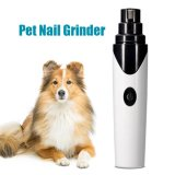 2021 USB Remover Paws Grooming Pet Nail Grinder Electric Clipper
