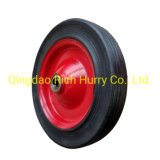 12inch 13inch 3800 Rubber Power Solid Wheel for Wheelbarrow Cheap and Reliable