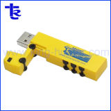 Logistics Truck USB Flash Driver for Promotional Gift