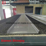 Corrugated Color Painted Aluminum Deco Roof Plate Sheet and Wall Sheet