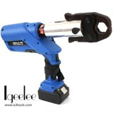 Igeelee Battery Powered Pressing Tool Ez-1550 Stainless Steel Pipe Pressing Tool for Press Viega Fittings