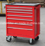 Anti-Shock Protection Rollaway Tool Cabinet with Hand