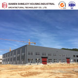 Steel Metal Frame Structure Workshop Warehouse Building