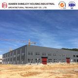 Steel Metal Structure Workshop Warehouse Building