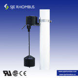 Vertical Level Sensor for Septic Tank Use, Magnetic Switch Type