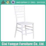 Knock Down Design Wedding Chiavari Chair in White Color