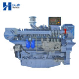 Weichai Deutz marine diesel engine WP12C for vessel (ship, fishing boat, etc)