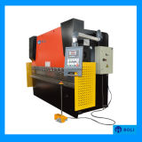 Hydraulic Metal Plate Bender Automatic / Auto CNC Bending Sheet / Steel Press Brake Machine