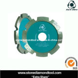 5-Inch Turbo Diamond Cutting Tool/ Saw Blade for Granite