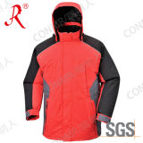 High Quality Waterproof and Breathable Ski Jacket (QF-615)