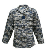 1102 Bleu Digital Camouflage Bdu Military Uniform