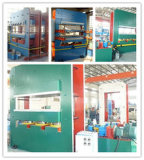 Xlb1200*1000 Advanced Technical Rubber Vulcanizing Machine with PLC Control