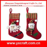 Christmas Decoration (ZY15Y155-1-2) Christmas Party Stocking Supermarket Gift Pack