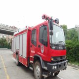 Chinese Suppliers 6000L Capacity New Fire Truck for Sale
