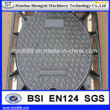 Low Price Manhole Cover and Frame for Algeria Market