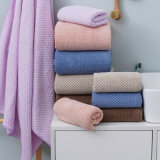 Wholesale Double Sides Coral Fleece Towels for Home and Hotel