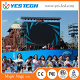 HD P6 LED Display Outdoor Advertising Video Screen