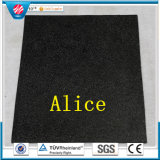 Interlocking Gym Matting/Playground Rubber Tiles/Square Rubber Tile