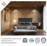 Smarness Hotel Furniture with Dark Grey Bedroom Set (YB-W21)