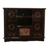 Chinese Wood Stand Entertainment Television Table