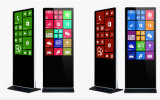 42, 43, 49, 50, 55, 65, 75, 85-Inch All in One LCD Display Touchscreen Kiosk, Self-Service Touch Screen