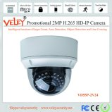 Ik10 Vandalproof Security System IP66 Waterproof IP Dome Camera