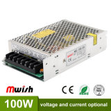 Marketable Price Miniature Aluminum 100W DC24V 4.2A LED Switching Power Supply
