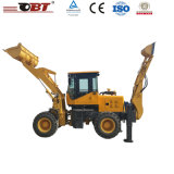 Chinese Famous Brand Obt High Quality Cheap Price Backhoe Loader for Sale