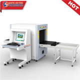 Medium Tunnel X ray Baggage Scanner Hotel Security Scanner Equipment SA6550