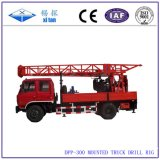 Dpp-300 Mounted Truck Multi-Functional Water Well Drill Rig