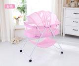 Light Weight Baby Bed Net Metal Baby Crib