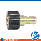 Quick Coupler with 3/8 Male Socket & M22 Swivel Nut