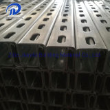 Steel Wall Frame Support Channel Beam Warehouse Prefabricated Building Roof Galvanized C Z Purlin