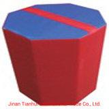 Soft Octagon Pillar for Kids Children Gymnastics Equipment