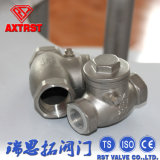 Stainless Steel Swing Type Threaded Check Valve